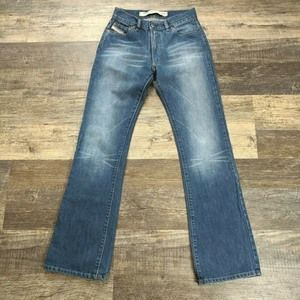 Diesel Industry Jeans Womens Size 27 Made in Italy